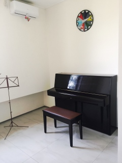 Music Course Room