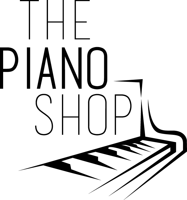 piano shop logo